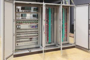 Control Panel Fabrication & Installation