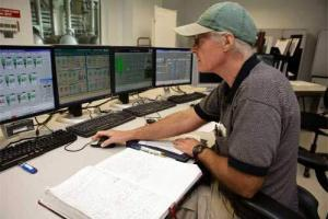 Industrial SCADA Monitoring
