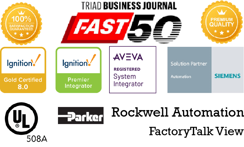 DSI Partners - Awards - Seals